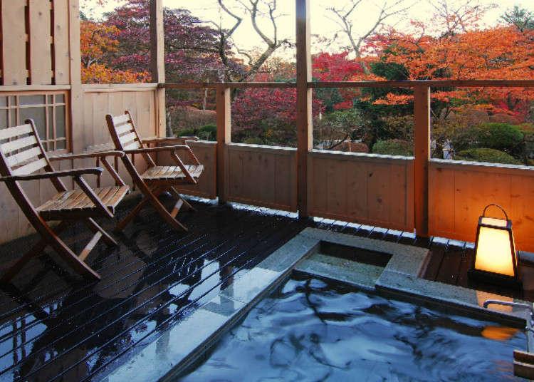Mikawaya Ryokan in Hakone: Hot Springs, Hospitality, and Seasonal Cuisine in Their Most Beautiful Form