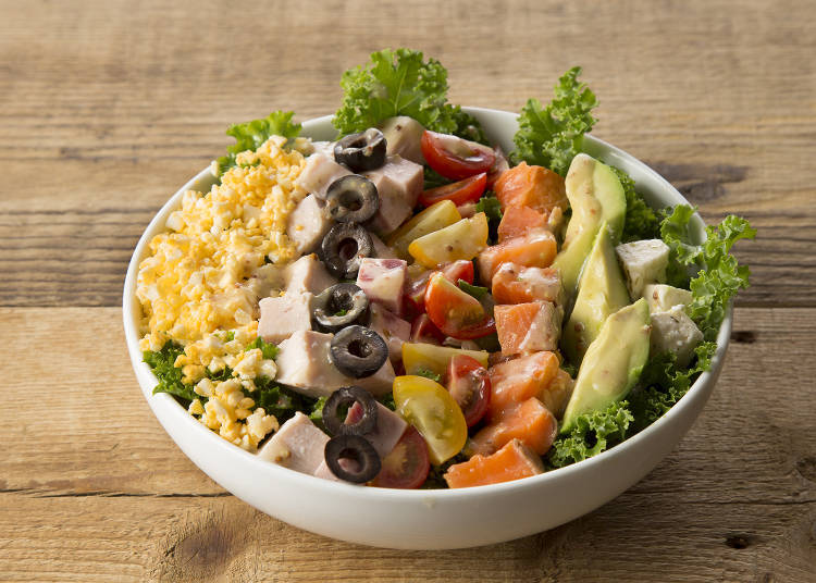 4. Mr. Farmer Shinjuku Mylord: Offering Healthy Vegetable Dishes To Boost Your Morning!