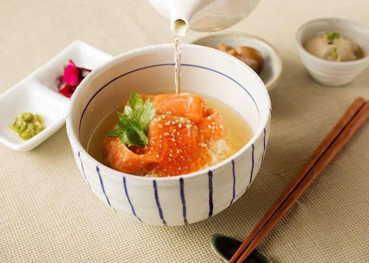 7. Shifukuno Ochazuke KOMERAKU: Authentic Japanese Breakfast in Shinjuku!