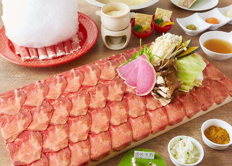 도쿄맛집 - 스키야키, 샤브샤브와 같은 일본음식으로 엄선한 전골요리가게 5곳!