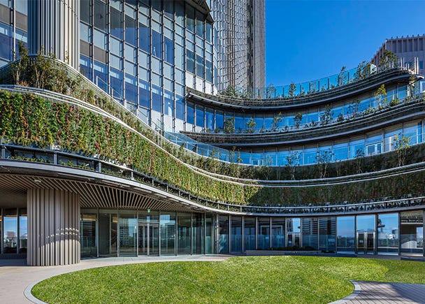 オフィス街・日比谷に緑あふれる都会のオアシス「東京ミッドタウン日比谷」がオープン(2018年3月29日オープン)
