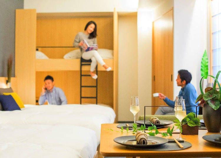 點綴日本旅行回憶的色彩「MIMARU東京上野NORTH」