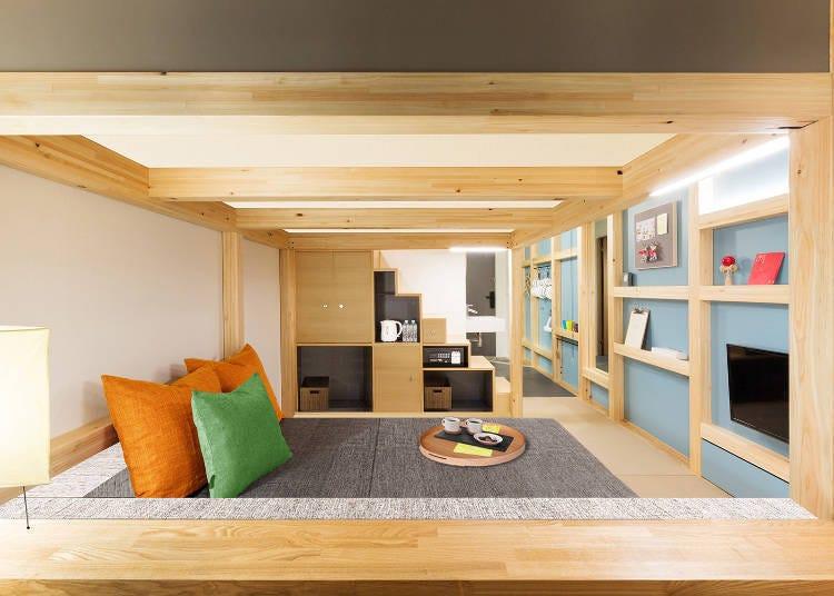 寬敞舒適滿分!都市觀光型旅館「星野RESORT OMO5 東京大塚」