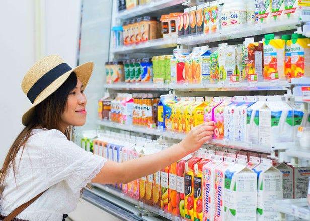 Eating Vegan at Japan's Convenience Stores