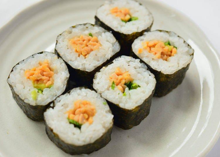 Natto Maki Roll
