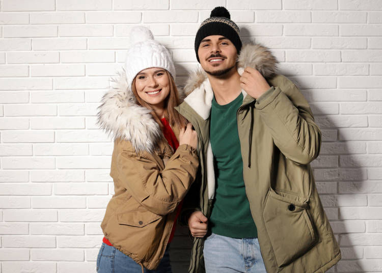 What to Wear in Japan in Winter (December/January/February)