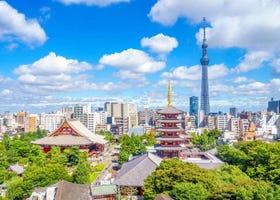 【最新版】變身東京達人吧!東京觀光新手專用完全指南
