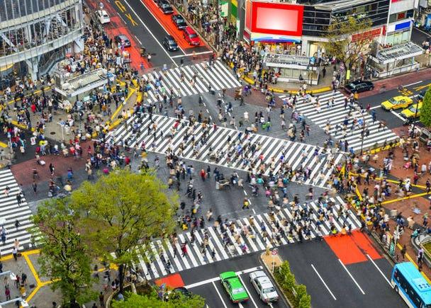 給東京觀光新手的小撇步 走訪東京的方法