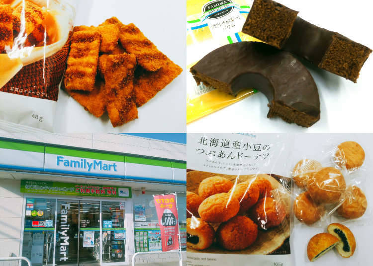 Try these popular Japanese convenience store foods!