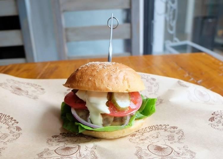 吃多也不覺得罪惡!健康養生有機漢堡