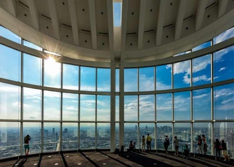 도쿄 야경 구경을 위해 롯폰기힐즈 모리타워를 찾다! 도쿄여행 필수코스!
