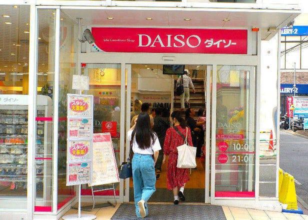 10 Super Kawaii Character Items Sold at Best 100 Yen Shop Daiso