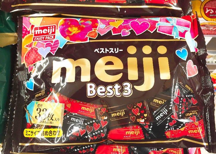 2. Meiji Best Three
