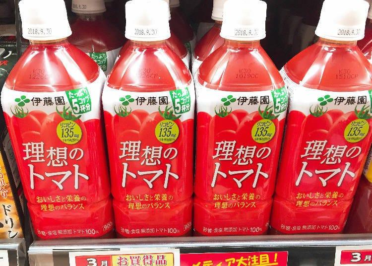 9. Ito En Risou no Tomato