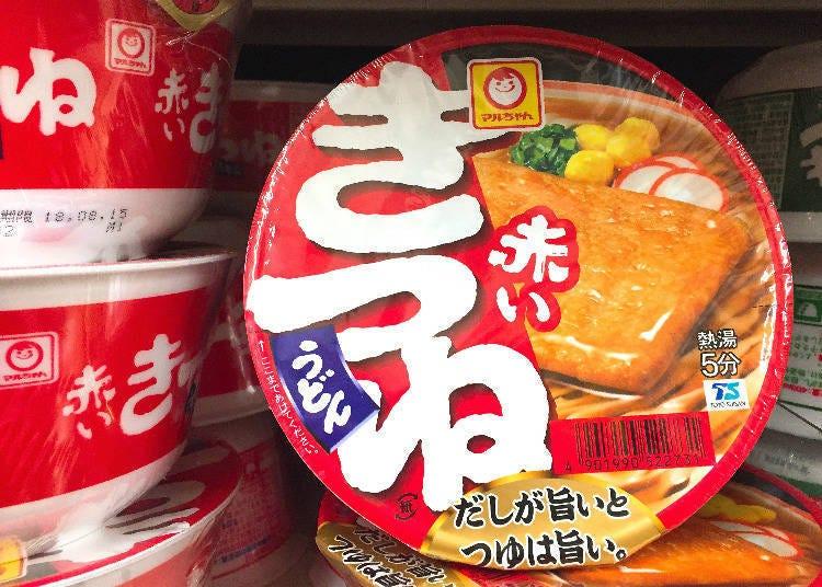 5. Toyo Suisan Maruchan Akai Kitsune Udon