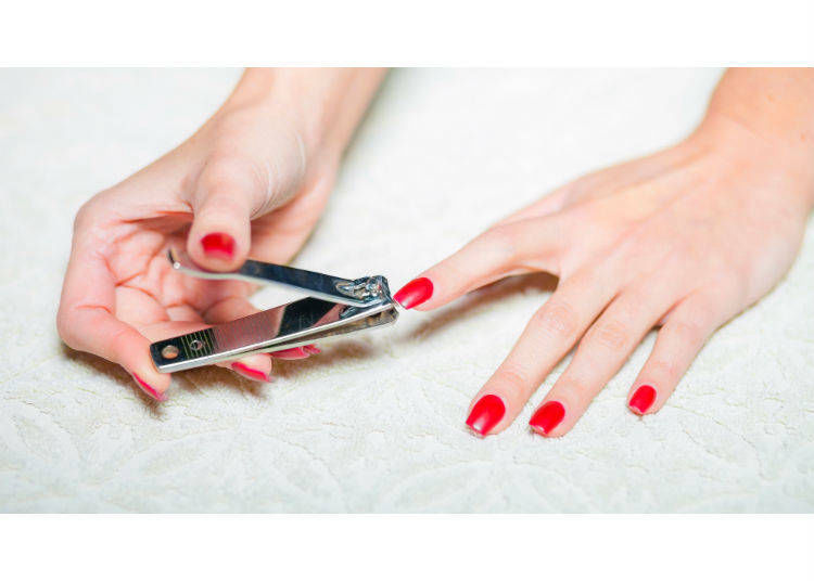 4. They're surprisingly popular—Nail clippers and compact umbrellas