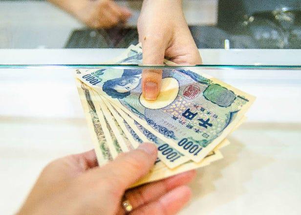 日本旅遊回國之前就是要用光日幣!剩下1000圓時10個好用消費方法大推薦!