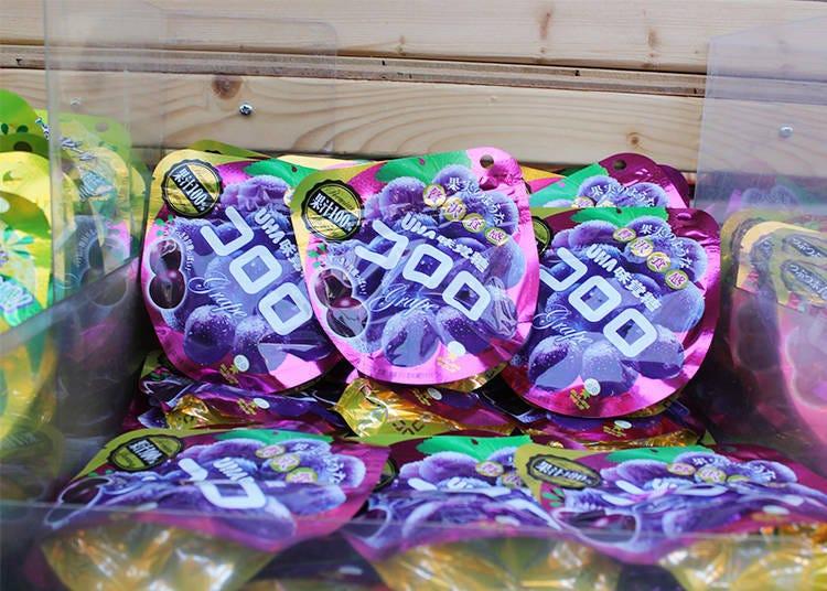 第1名 香濃Q軟!日本果汁軟糖「KORORO」