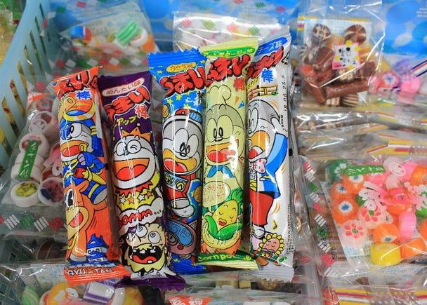 第3名便宜、多樣化、好呷 日本必買伴手禮!「美味棒」