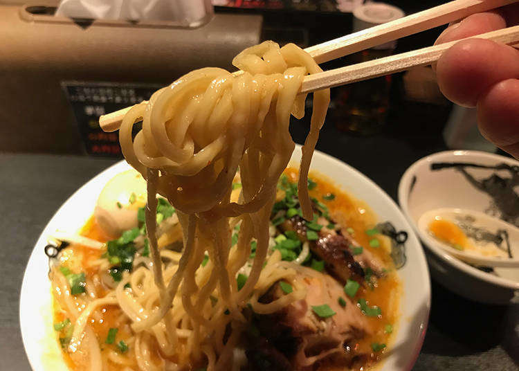 Some of the best ramen in Tokyo! 3 of Ikebukuro's top ramen shops