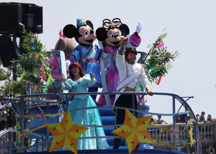 TDS: Tanabata Greetings from the Tanabata Ship!