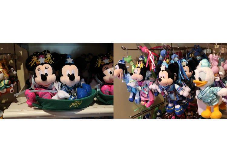 TDL & TDS: Cute Tanabata Goods!