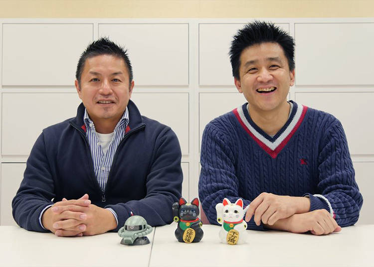 Bandai, Known for Character Capsule Toys