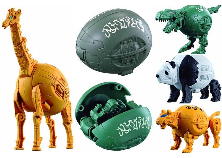 The Evolution of Gashapon #2 – Reviving Nostalgic Booms