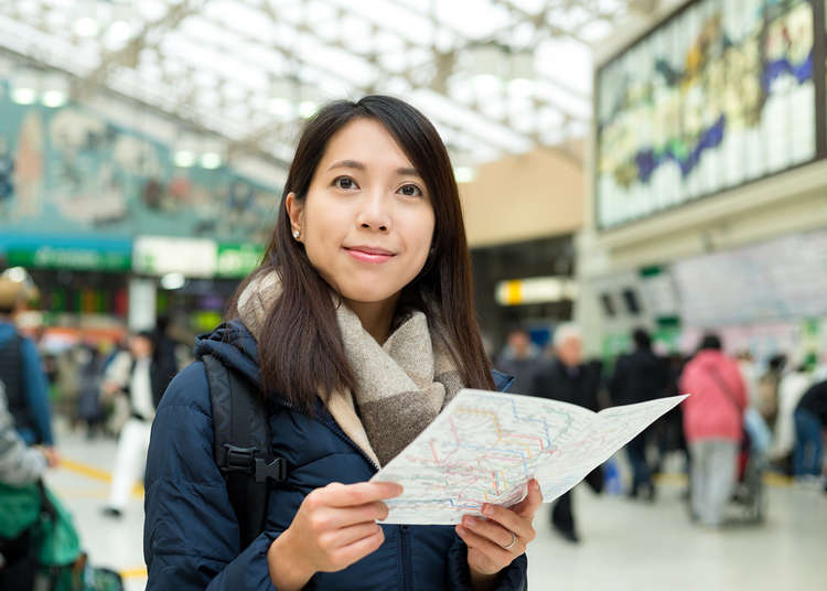 Save with The Greater Tokyo Pass: Discover More with Unlimited Train and Bus Rides for 5 Days! (Fall 2019 Campaign)