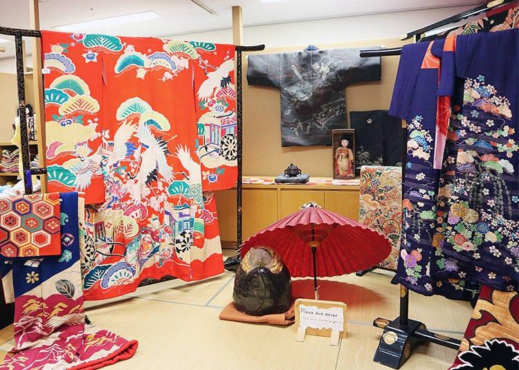 Kimono, Then and Now