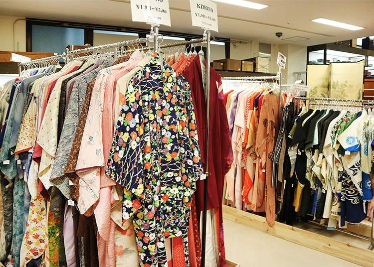 Oriental Bazaar, the Shop We Visited