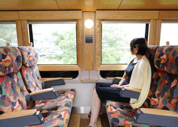 일본 후지산 여행! 편리하고 독특한 관광열차 3개를 소개한다!