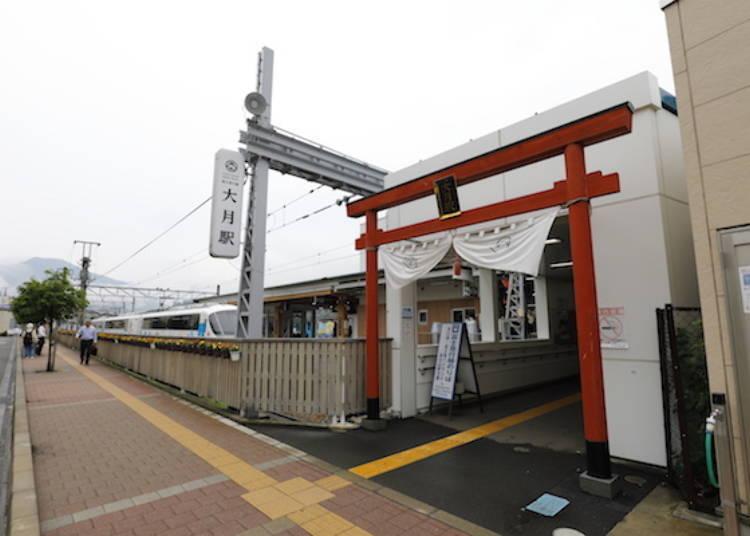 1. Fujisan Express – The Cutest Design!