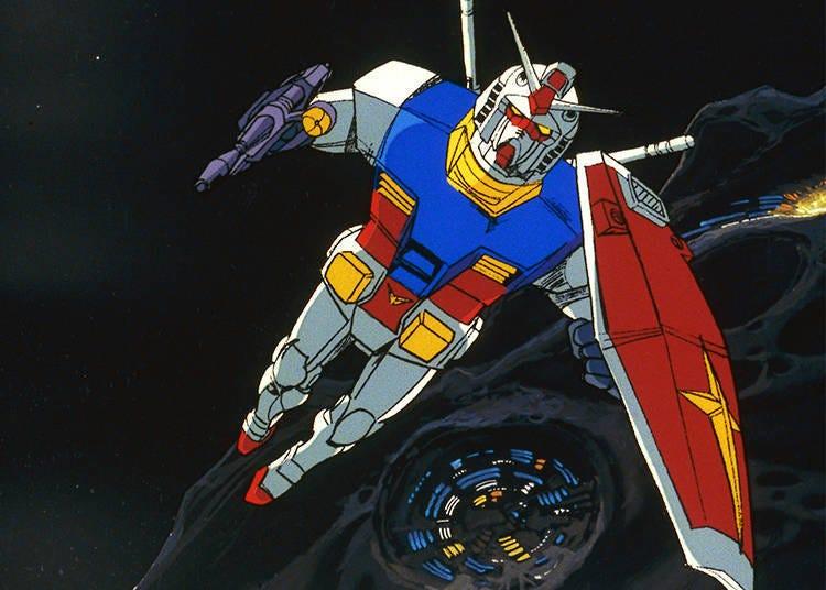 鋼彈-將SUNRISE之名傳到世界的世紀大作