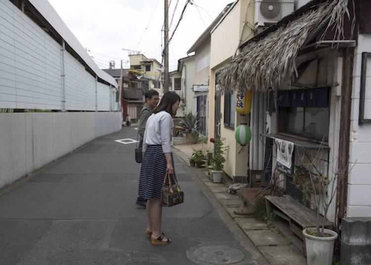 3. Ogiya: Try Enoshima Island's famous Enoden Monaka