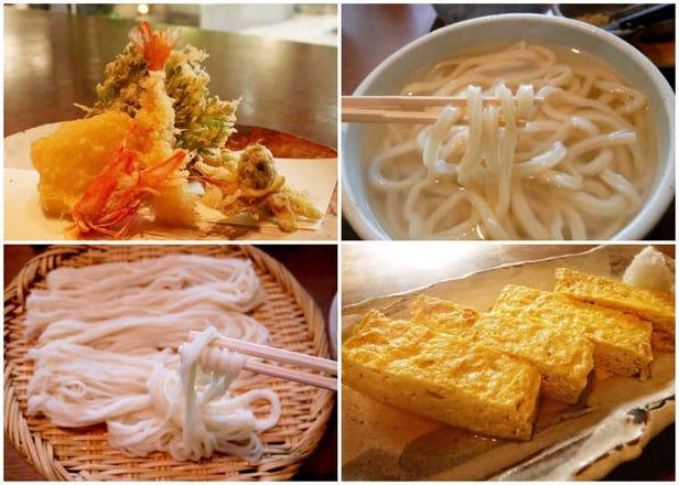 在東京米其林居然不用1000日圓!上野高貴不貴的推薦烏龍麵店「根津 釜竹」