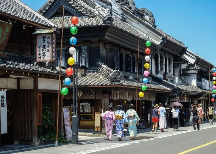 Kawagoe Japan Guide: Best Shopping Tips and More For Exploring Cute & Historical 'Little Edo'!