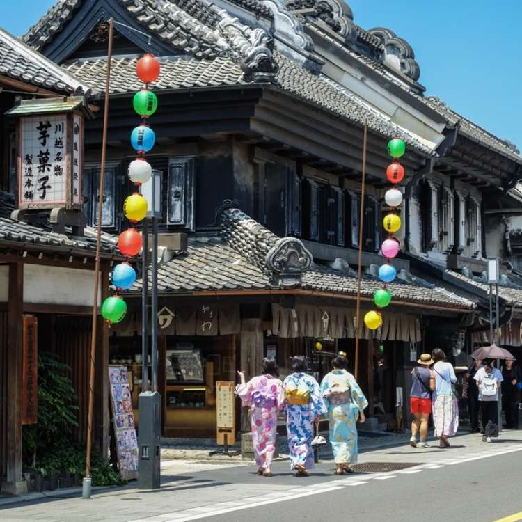 蔵造りの街並みが美しい「小江戸・川越」でおすすめのお買い物&お役立ちスポット