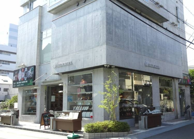 Midoriya: A fantastic second-hand shop rooted in the local community for over 40 years