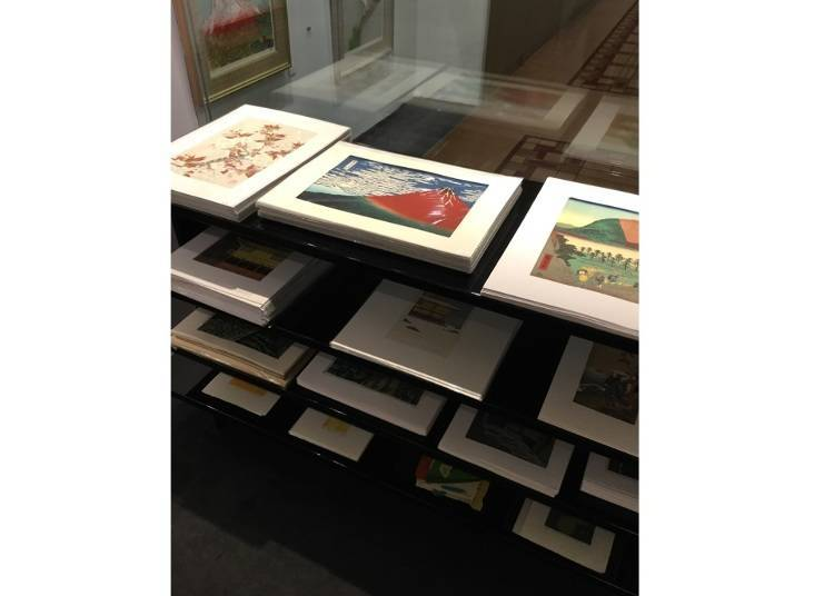 Gallery Kaigado: Original Art and Prints at the Imperial Hotel