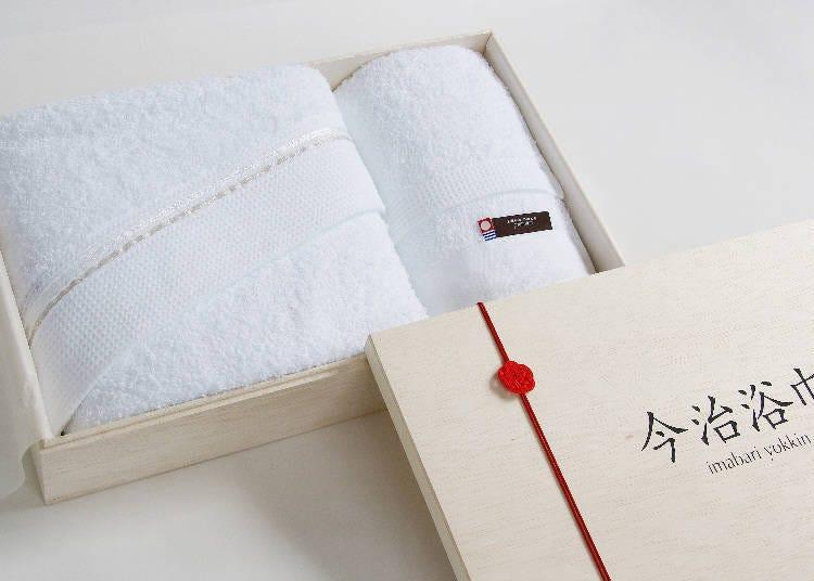 Imabari Yokkin: Treat Yourself to High-Quality Towels!