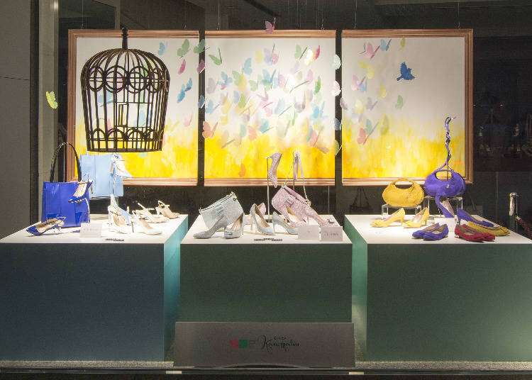 Ginza Kanematsu: Shop for Shoes and Bags, Tokyo-Style!
