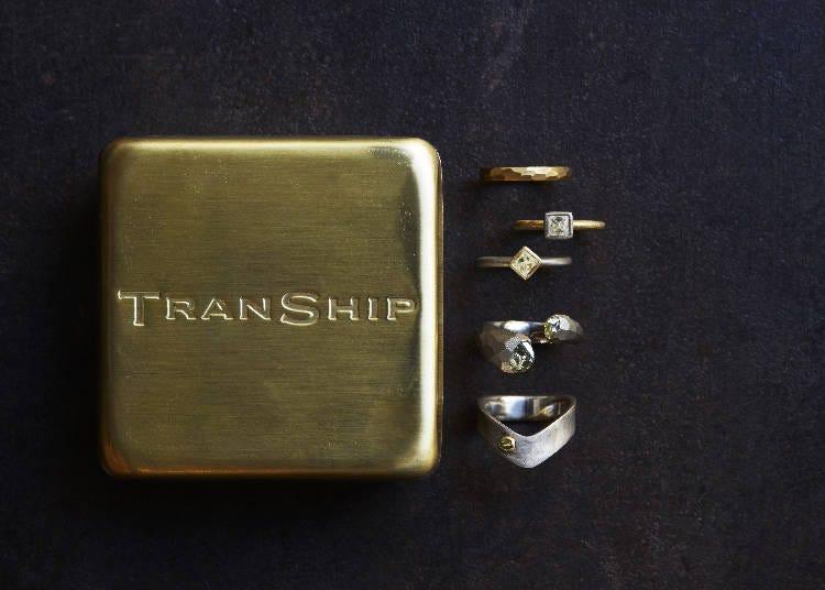 世代を超えて愛されるアンティークな宝石店!『TRANSHIP JEWELRY』