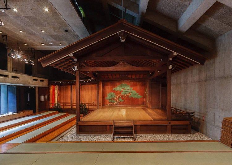 日本の伝統芸能である能・狂言を身近に感じる!『銕仙会能楽研修所』