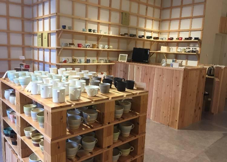 ありそうでなかった日本製マグカップの専門店!『Mug pop』