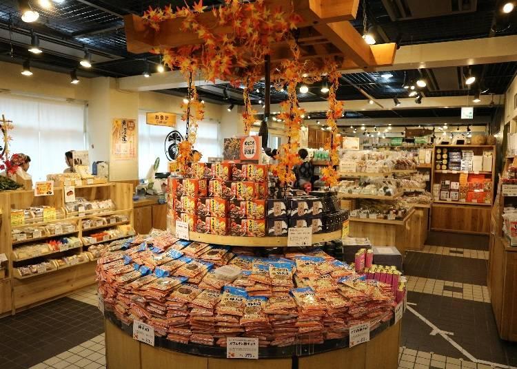 新鮮で美味しい旬の新潟の情報を発信するアンテナショップ!『表参道・新潟館 ネスパス』