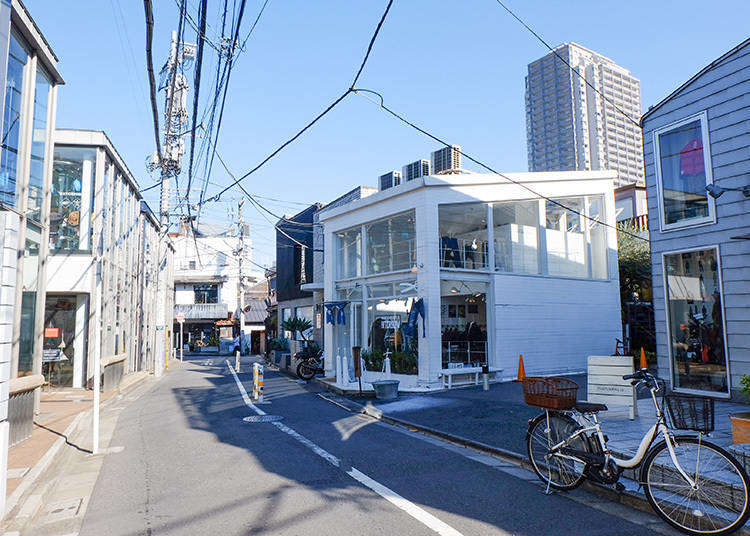 7 Stylish Neighborhoods That Will Make You Fall In Love With Tokyo All Over Again - LIVE JAPAN