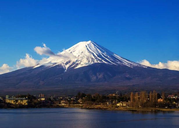 赤富士、鑽石富士是什麼?10個讓你更認識富士山的小秘密!