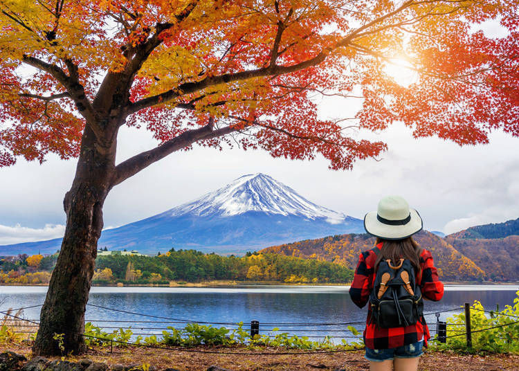 15. The first woman to climb Mt. Fuji disguised herself as a man
