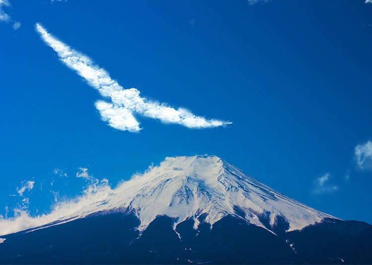認識富士山⑨夢到富士山,就有好兆頭?